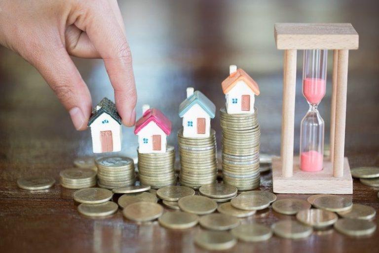 Få fat i et lån i friværdi med en opsparing