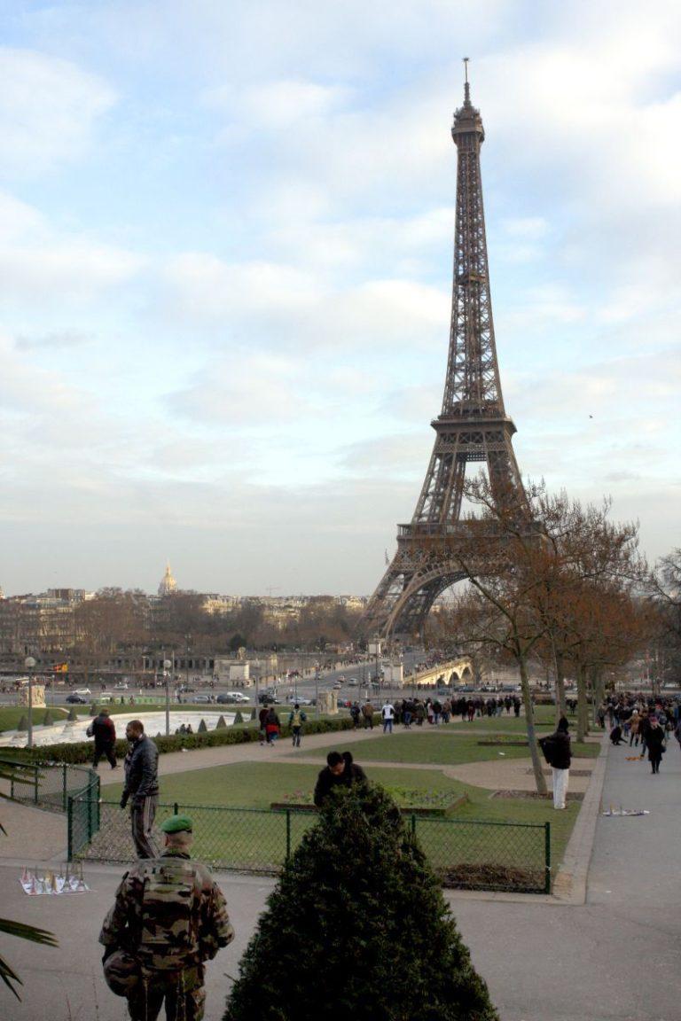 Paris og et godt ophold